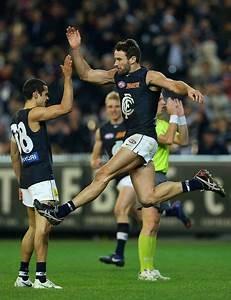 AFL Rd 15 - Collingwood v Carlton | Carlton football club ...