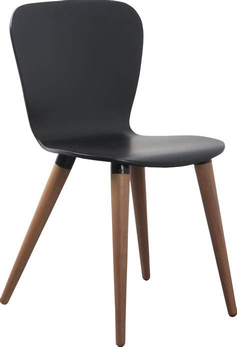 designbotschaft Oslo Stuhl Schwarz  Esszimmerstühle 1