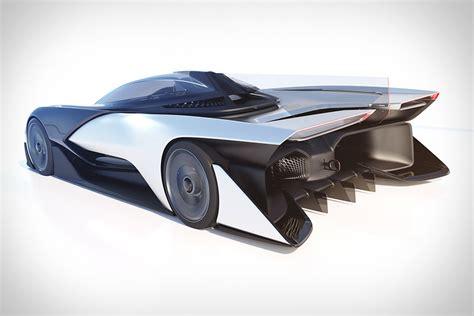 Faraday Future Ffzero1 Concept (video