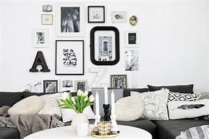 Wand Mit Fotos Dekorieren : tipps f r eine gelungene wandgestaltung mit fotos kodak moments blog ~ Markanthonyermac.com Haus und Dekorationen