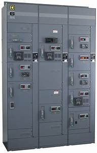 Schneider Electric Model 6 MCC with 18 Pulse   Electrical ...