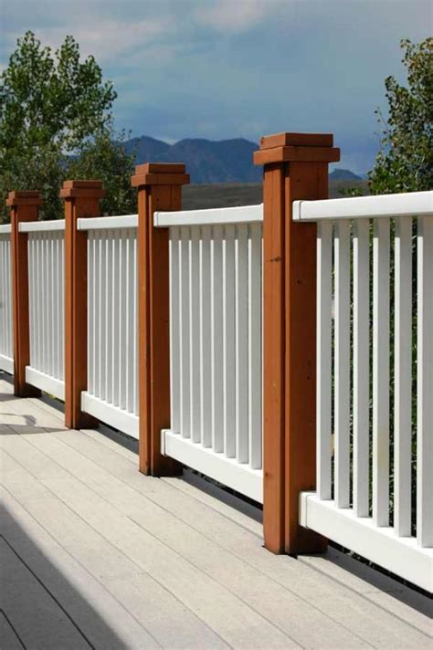 certainteed composite decking and railing home design idea