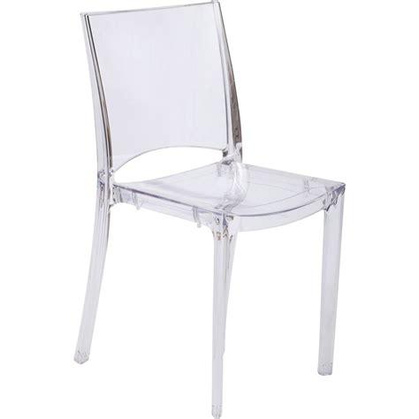 chaise design plexi transparent 17 images chaise de bar transparente ziloo fr chaise