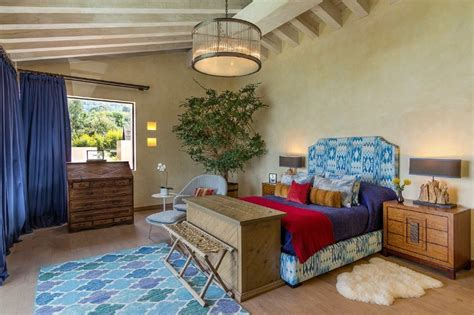 Colorful Bedroom Inspiration By Famous Interior Designers