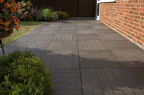 patio paving system easy fit patio flooring