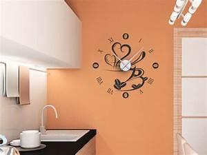 Küchen Wanduhren Design : k chen wanduhr dekoration wanduhren k che tipps und anregungen ~ Markanthonyermac.com Haus und Dekorationen