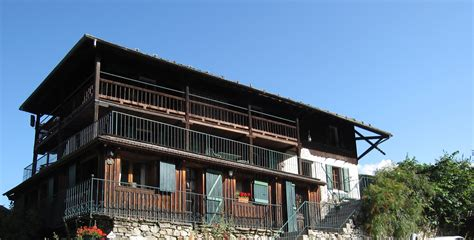 house chalet in gervais les bains pays du mont blanc chalet djulle lc955