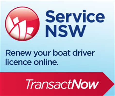 Boat License Handbook Nsw by Renew Replace Or Update Licence Maritime Roads And