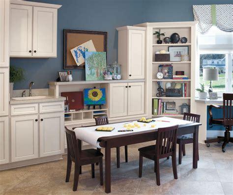 Craft Room Cabinets  Aristokraft Cabinetry