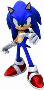 Sonic the Hedgehog (personagem) – Wikipédia, a ...