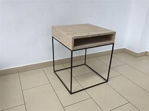 Nachttisch Weiß Metall : beistelltisch metall holz nachttisch landhaus metall ~ Markanthonyermac.com Haus und Dekorationen
