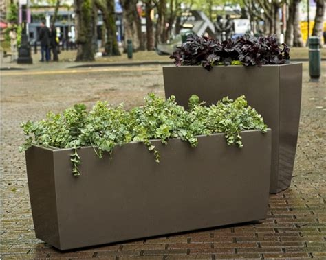 Sorella Planter  Artform Urban Furniture  Esi External Works