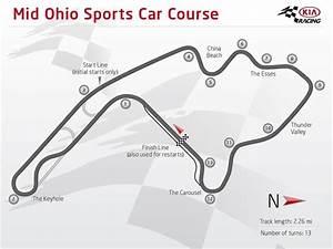 Mid Ohio Sports Car Course - Photos - Kia Motors America ...