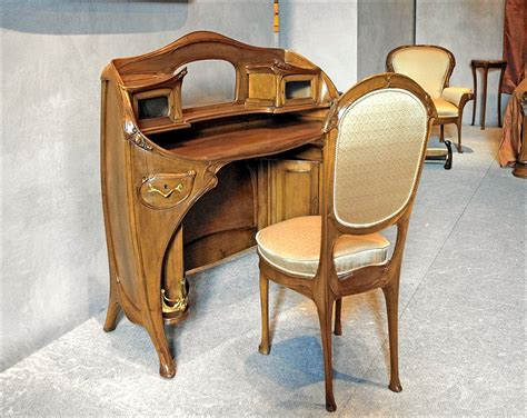 Art Nouveau Furniture-wikipedia