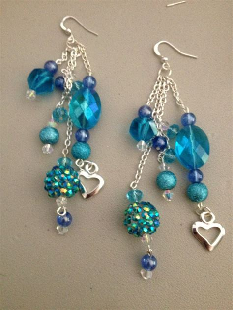 Diy Earrings Made Jewelry Making Ideas  Baubles And Bling