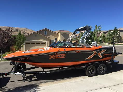 X Star Boat by 2013 Mastercraft X Star For Sale In Reno Nevada