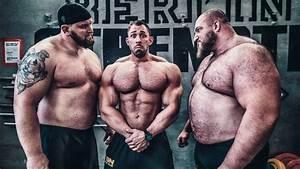 Strongman schüchtern Bodybuilder ein!! Hardgainer Crew #1 ...