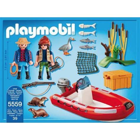 Rubberboot Kopen Goedkoop by Goedkoop Playmobil Rubberboot Met Stropers 5559 Kopen