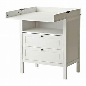 Ikea Metallschrank Weiß : sundvik wickeltisch kommode wei ikea ~ Markanthonyermac.com Haus und Dekorationen