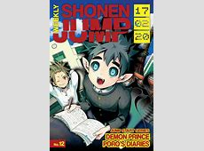 Weekly Shonen Jump #262 No 12, February 20, 2017 Issue