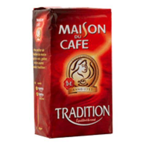 maison du cafe quot tradition quot 4x250 g destockage grossiste