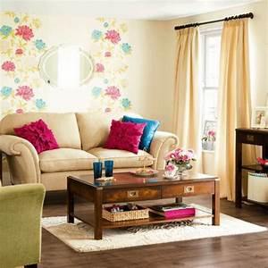 Kleines Wohnzimmer Gestalten : kleine wohnungen einrichten wie kann ein kleiner raum gestaltet werden ~ Markanthonyermac.com Haus und Dekorationen