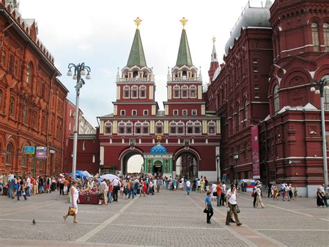 Moscow Red Square by Red Square Moscow Travel And Tourism
