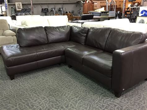 Italsofa Leather Sofa by Italsofa Brown Leather Sofa With Chaise