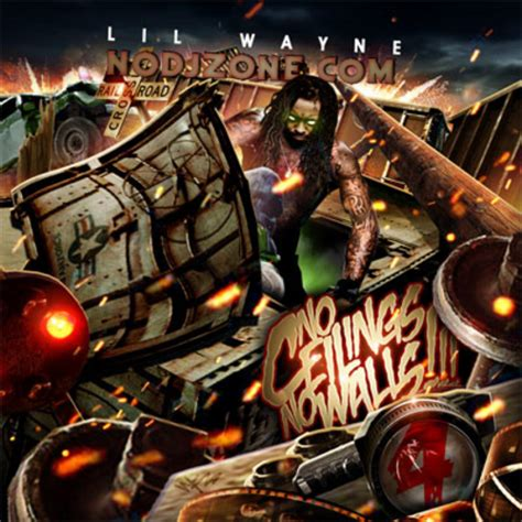 lil wayne no ceilings no walls 4 mixtape dope mixtapes tha spot