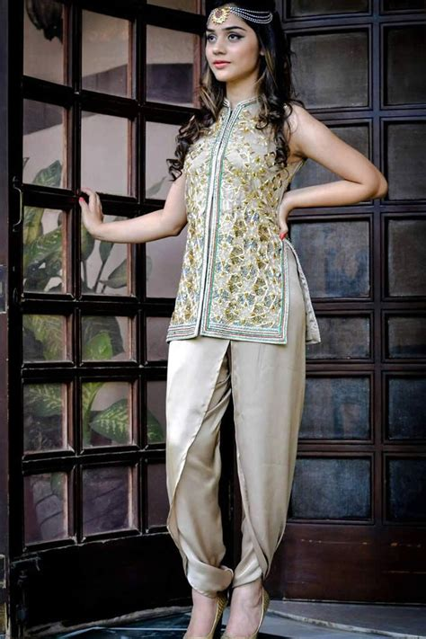 Tulip Pants Trends, Tulip Salwar Styles  Fashion Central