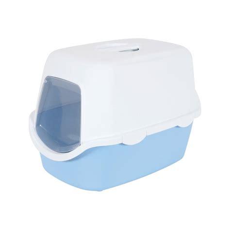 maison de toilette cathy filtre bleu hygi 232 ne chat