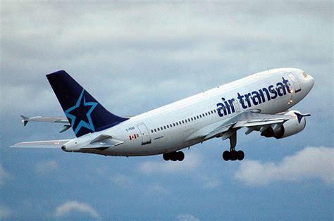 airlines air transat flickr