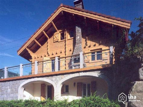 chalet for rent in a property in la bresse iha 36944