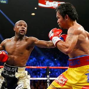 Floyd Mayweather, Manny Pacquiao Top Forbes' 2015 List of ...