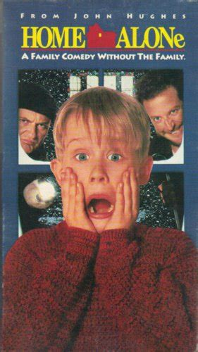 Home Alone (vhs, 1991
