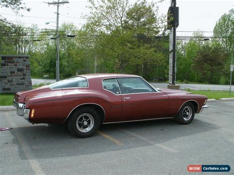 Boat Tail Car For Sale by 1972 Buick Riviera For Sale In Canada