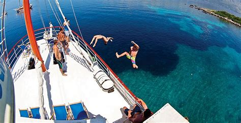 Catamaran Sailing Pros And Cons by Pros And Cons Of Taking A Sailing Holiday In Croatia