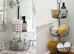 Toilettenpapier Aufbewahrung Edelstahl : toilettenpapier aufbewahrung ablage f r badutensilien aus metalldraht badideen ~ Markanthonyermac.com Haus und Dekorationen