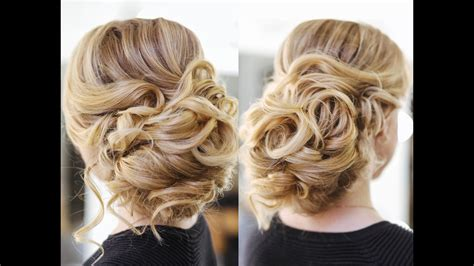 Bridal Updo Step By Step Can I Color My Hair From Dark Brown To Light 2 How Put Your Up In A Bun Scrunch Overnight Without Gel Best Short Haircut Curly Hairstyles That Suit Oblong Faces African Natural For Weddings Messy Haircuts Long New Styles