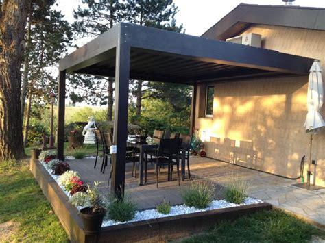 pergola aluminium lames orientables prix photos de conception de maison agaroth