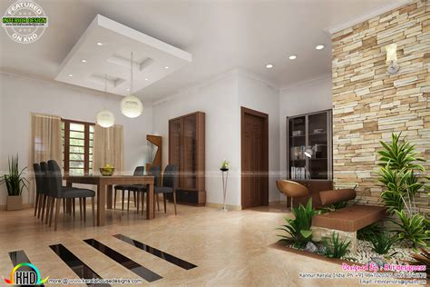 House Interiors By R It Designers-kerala Home Design And