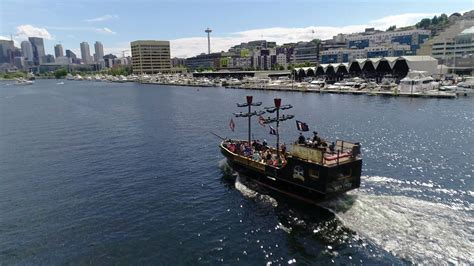 Private Boat Tours In Seattle by Home Emerald City Pirates Seattle Pirate Cruise