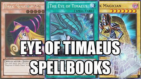 eye of timaeus spellbooks deck profile
