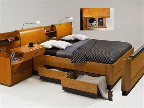lit sur rangement