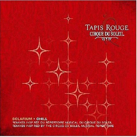 tapis solarium cirque du soleil mp3 buy tracklist