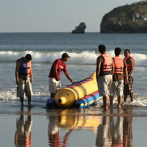 Banana Boat Rides Long Beach Island by Stone Island Day Trip From Mazatlan Excursions And Tours