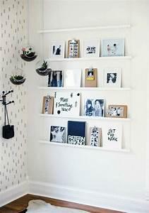 Idee Für Fotowand : fotowand selber machen ideen f r eine kreative wandgestaltung ~ Markanthonyermac.com Haus und Dekorationen