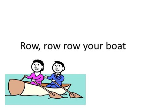 Row Your Boat Full Song by Row Boat Row Your Boat