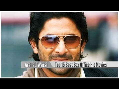 Top 15 Best Arshad Warsi Box Office Hit Movies List Youtube