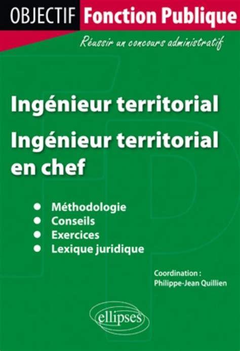 technicien a ingenieur territorial ccmr